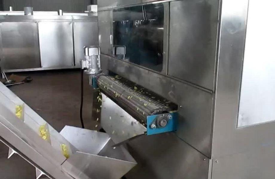 Пищевое производство сухих завтраков / 3 торговые марки