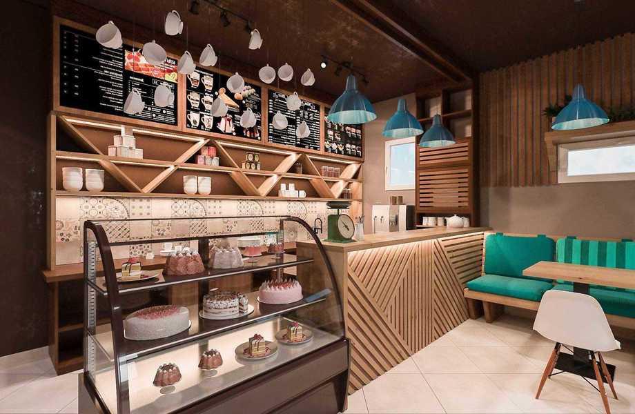 Перспективная прибыльная кафе-пекарня