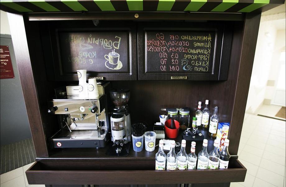 Кофе с собой на оживленном трафике с прибылью 30тыс.