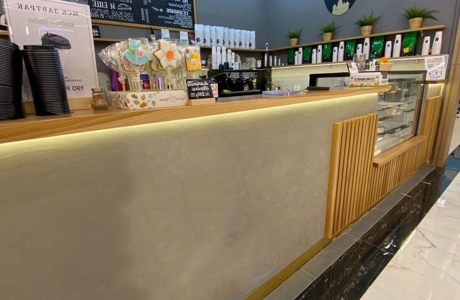 Кофейня в престижном ТРЦ с перспективой роста