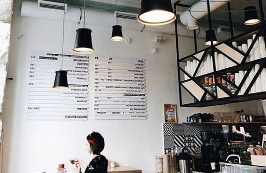Готовая кофейня рядом с оживлённым трафиком