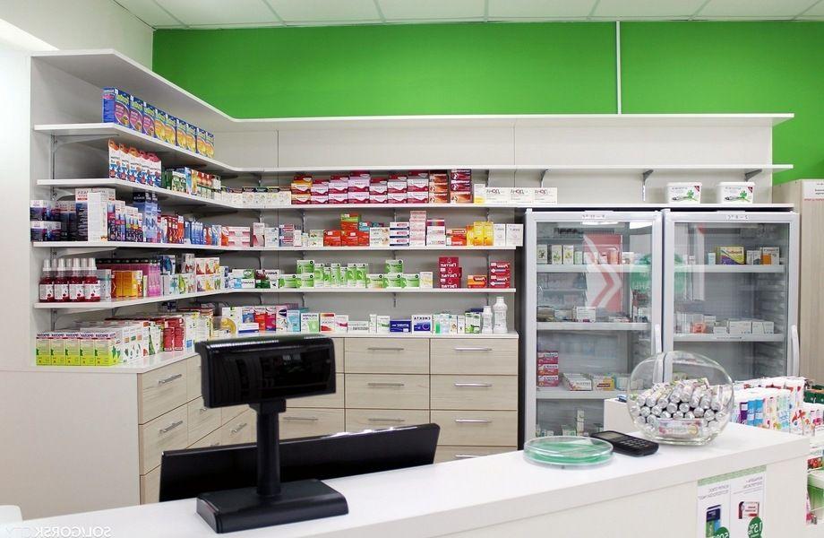 Готовая аптека с низкой арендой