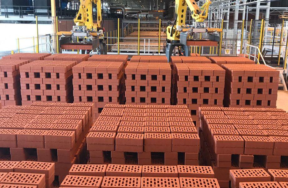 Кирпичный завод с большой сырьевой базой