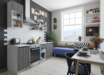 Кухонные студии с высокой доходностью