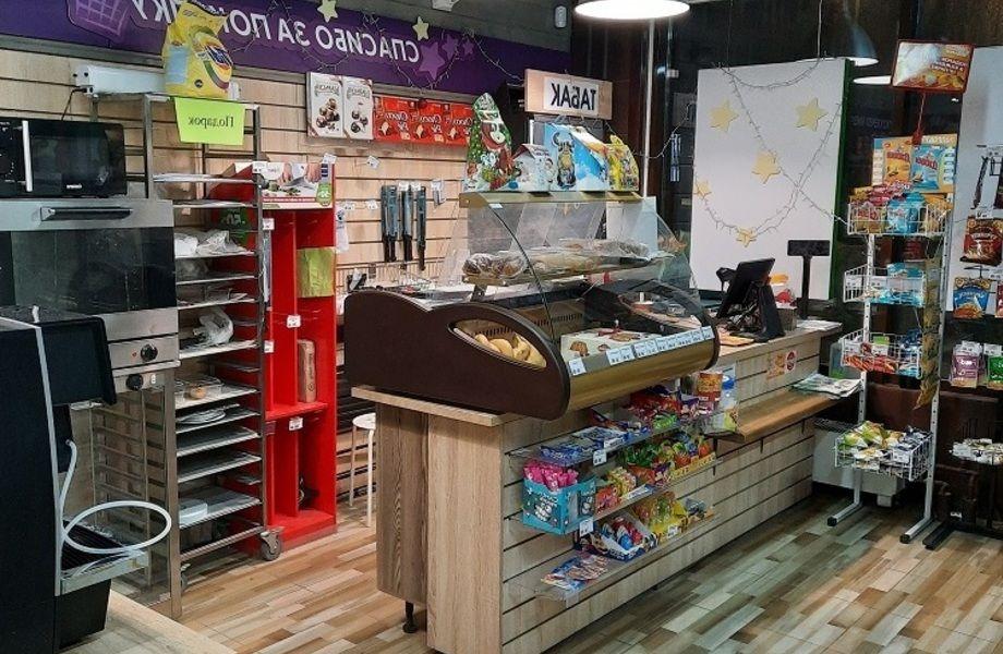 Продуктовый магазин с перспективой роста