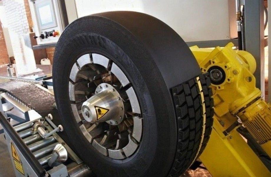 Производство по восстановлению грузовых шин