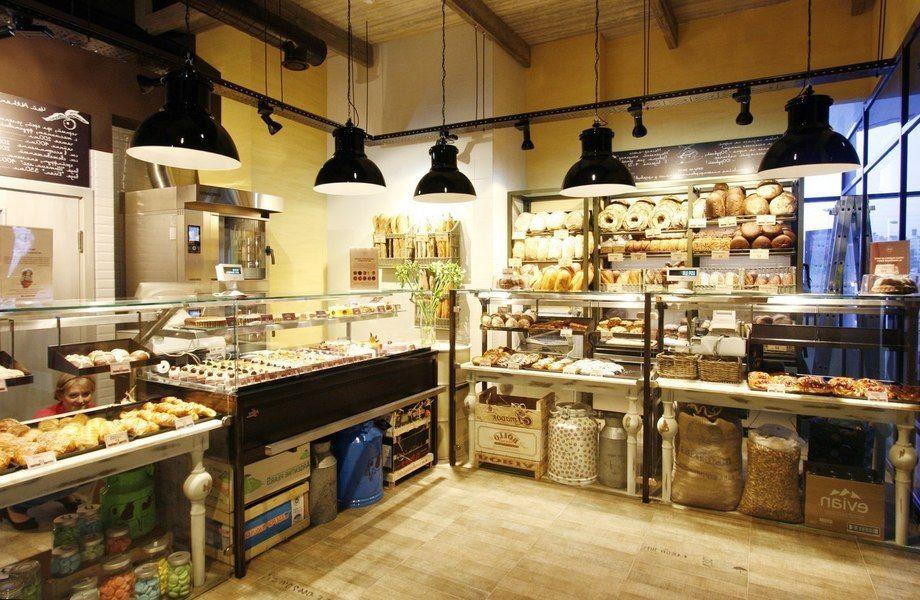 Прибыльная пекарня на Комендантском