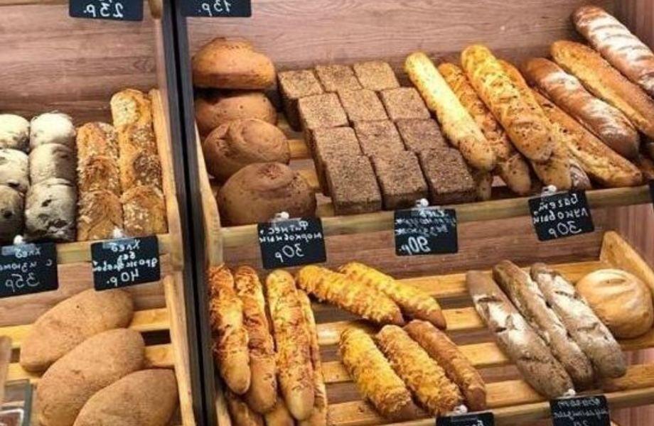 Пекарня на севере города в хорошей локации