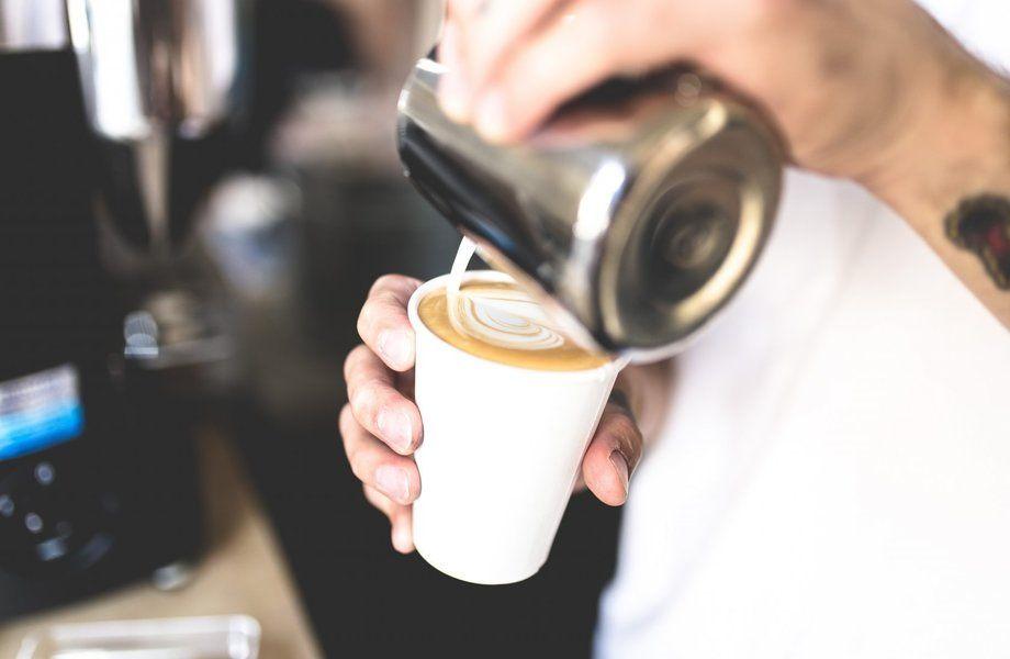 Кофе с собой + мини-маркет
