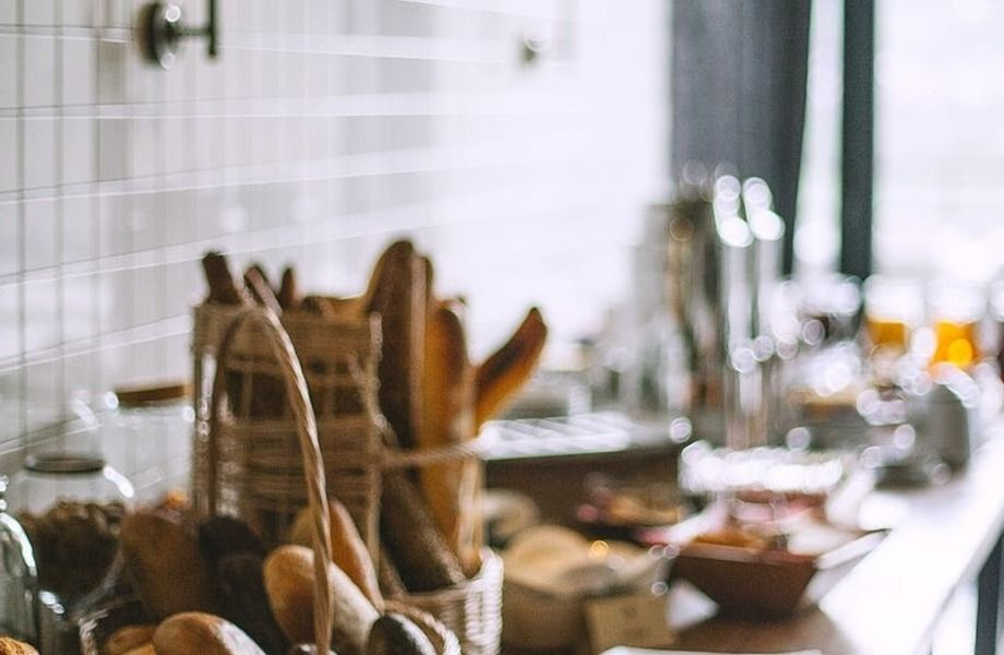 Пекарня неполного цикла в жилом массиве с постоянными клиентами