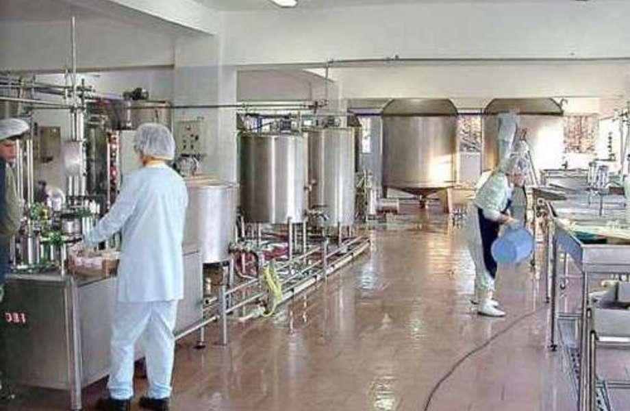 Цех по производству еды / доставка