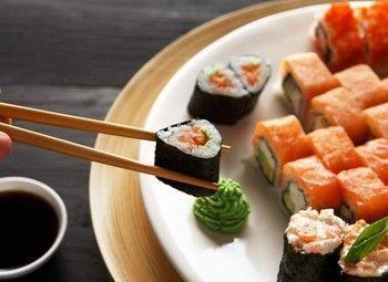 Готовый бизнес по доставке суши