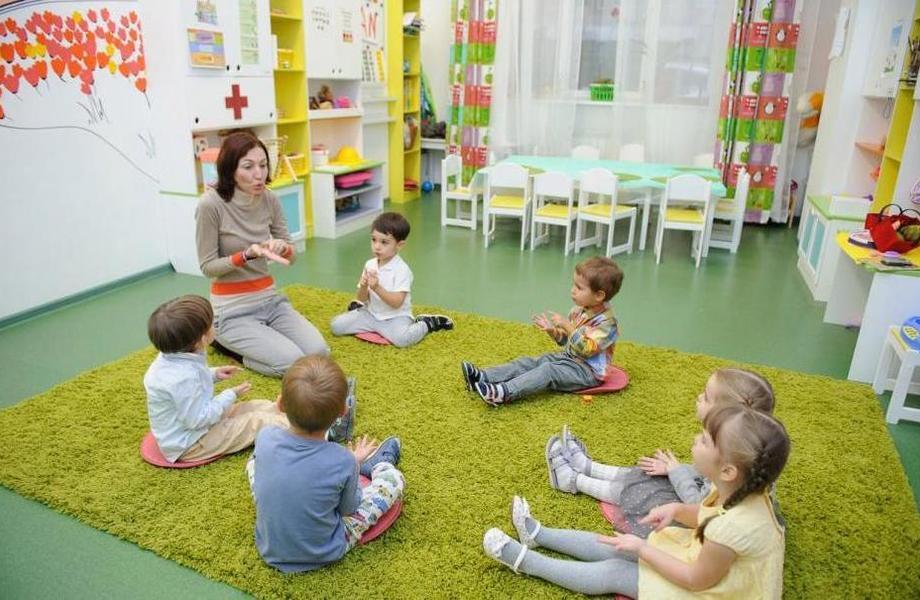 Частный детский сад во Всеволожском районе Л.О.