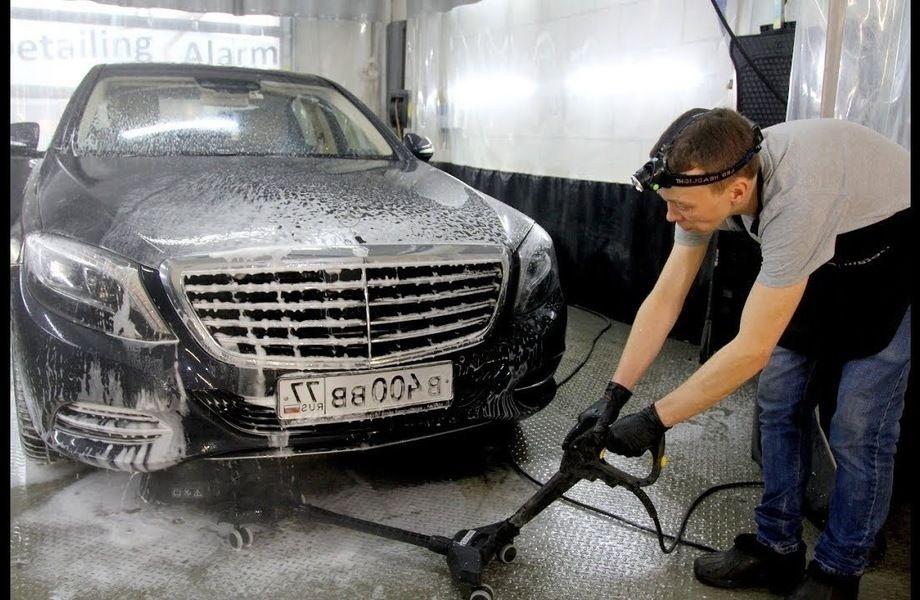 Автомойка с выкупом у города в центре Москвы