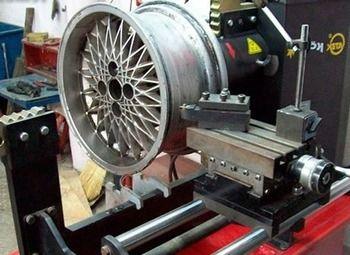 Покраска и ремонт дисков