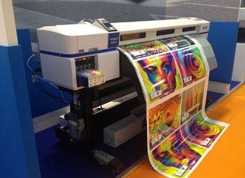 Студия широкоформатной печати с отличным оборудованием