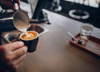 Кофейня с хорошей локацией