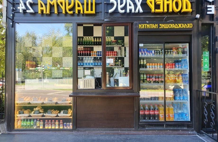 Павильон шаурмы у метро Лефортово (доход 200 000 руб)