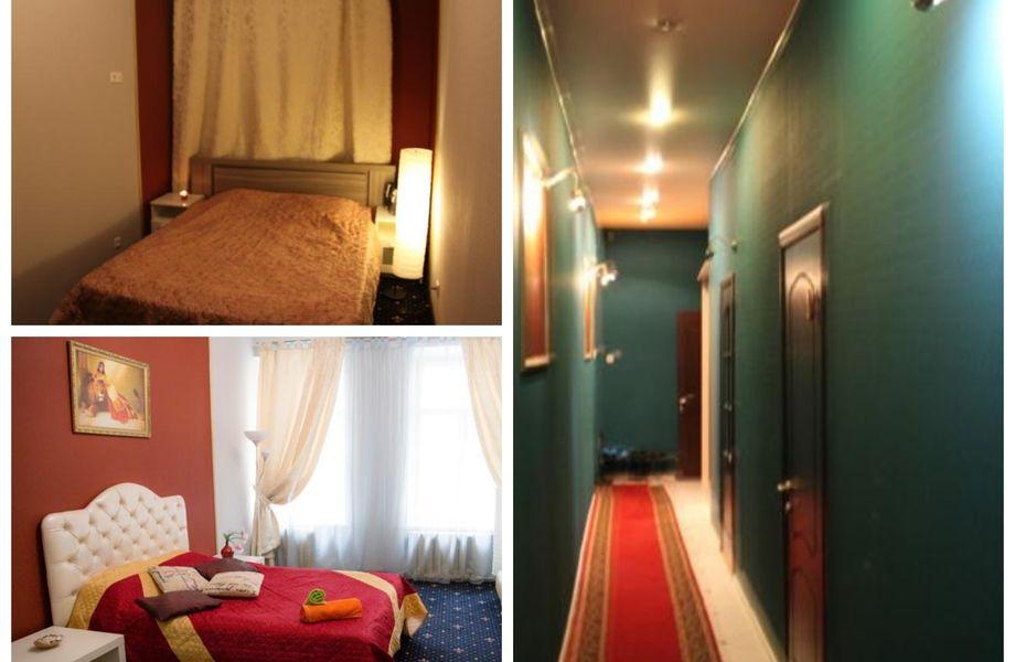 Мини-отель. Рейтинг на Booking.com 8,9