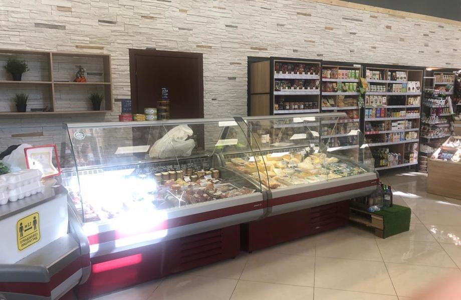 Магазин натуральных продуктов (Экомаркет)