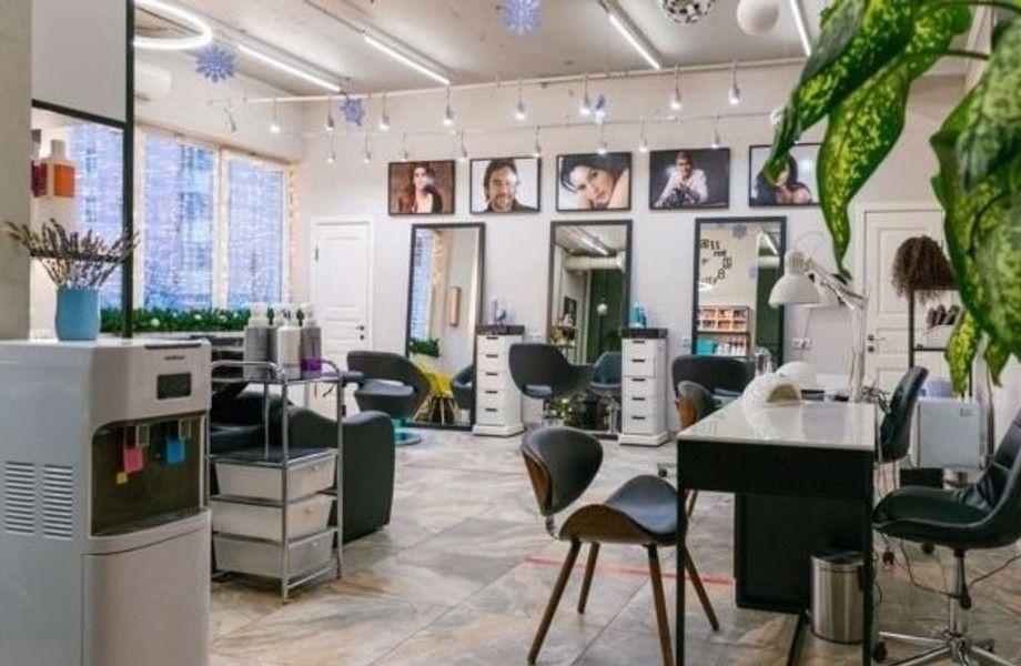 Салон красоты в престижном районе с низкой арендой и ЧП