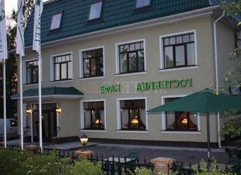 Гостиница в отд стоящем здании с рестораном в собственность три звезды