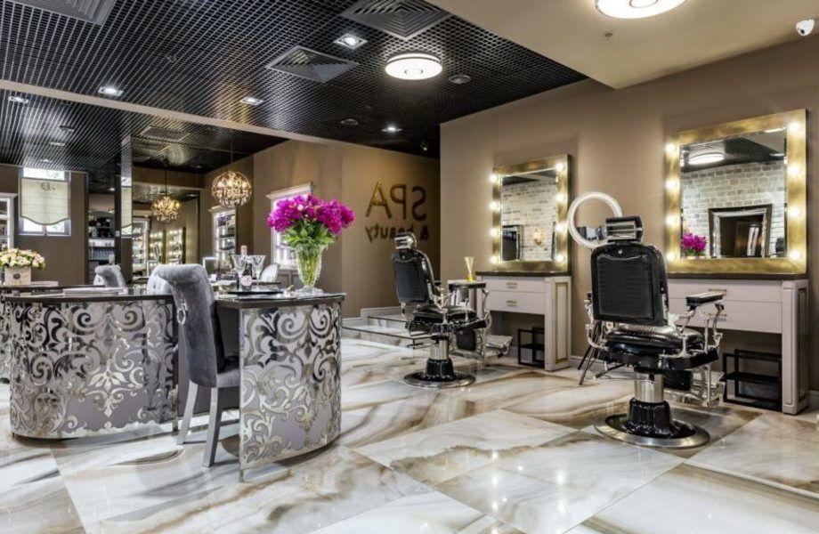 Дизайнерский салон красоты с хорошей клиентской базой