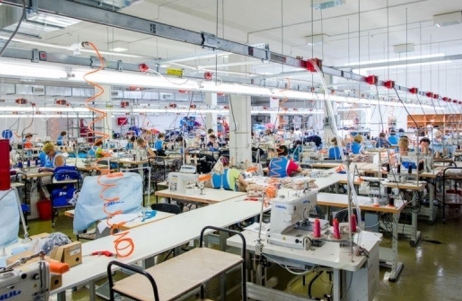 Прибыльное швейное производство