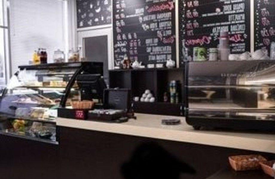 Мини-кофе с современным дизайном