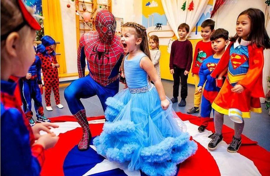 Агентство по организации детских праздников