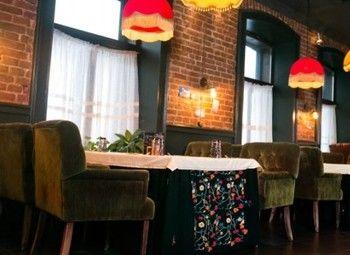 Ресторан в центре с многолетней историей / полностью укомлпектован