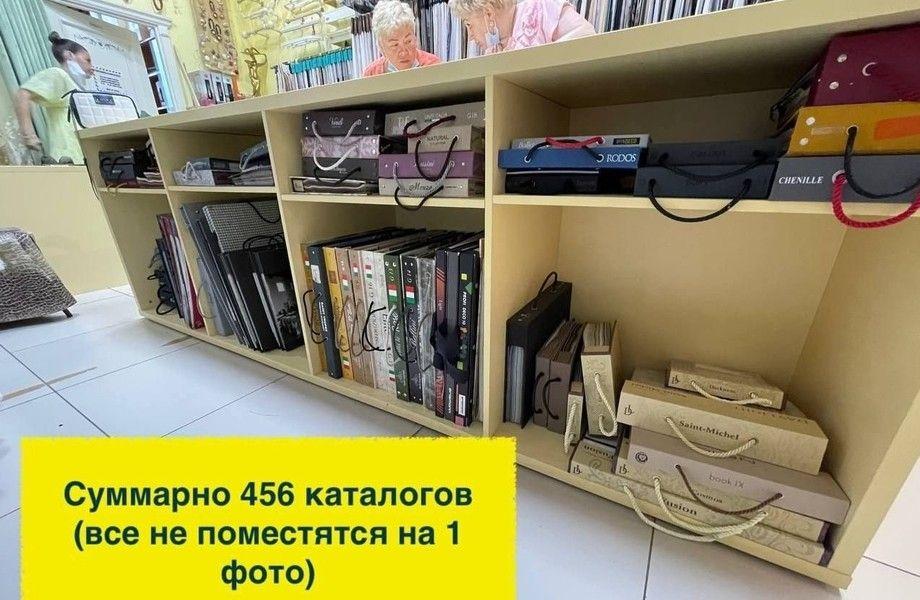 Прибыльный магазин текстиля с управляющим на Ленинградском шоссе