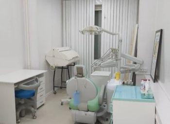 Действующая стоматология на 3 кабинета с лицензией!