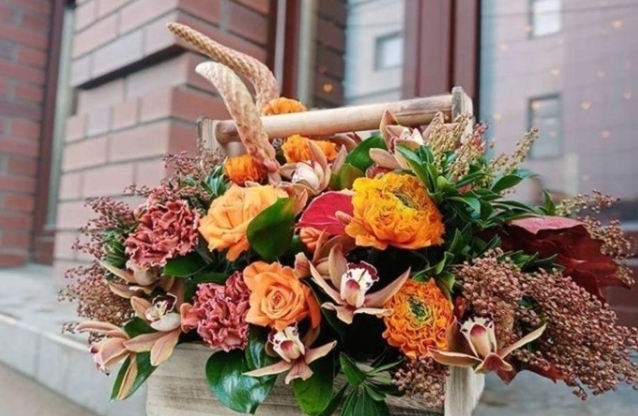 Цветочный магазин с окупаемостью 4 месяца
