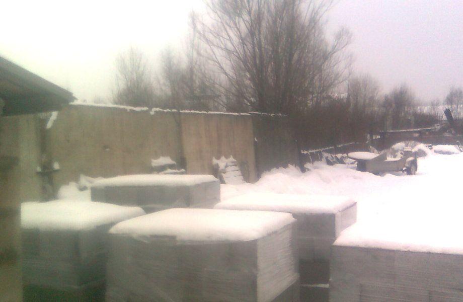 Производство стеновых блоков и тротуарной плитки