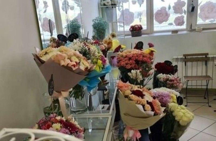Цветочный магазин с выстроенными бизнес процессами и ЧП от 80.000