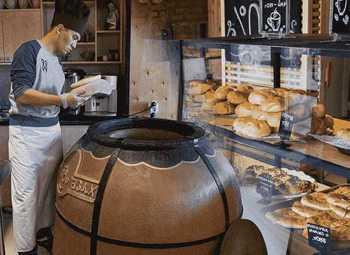 Пекарня-тандыр в СВАО