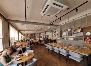 Ресторан с помещением 510 кв в собственности