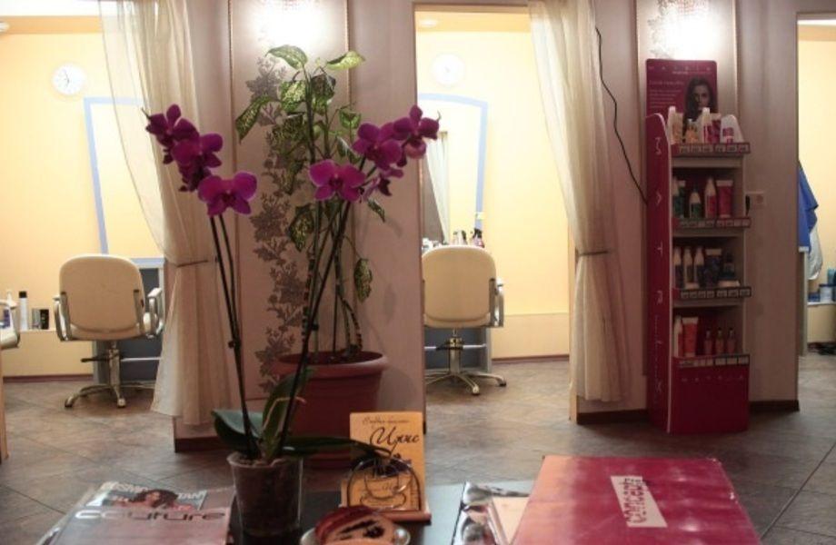 Салон красо1ты (рядом с метро)