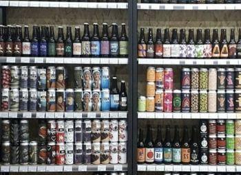 Сеть магазинов пива