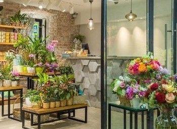 Цветочный магазин в Выборге / Чистая прибыль 150 000р.