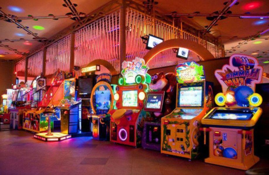 Бизнес на игровом оборудовании для детей
