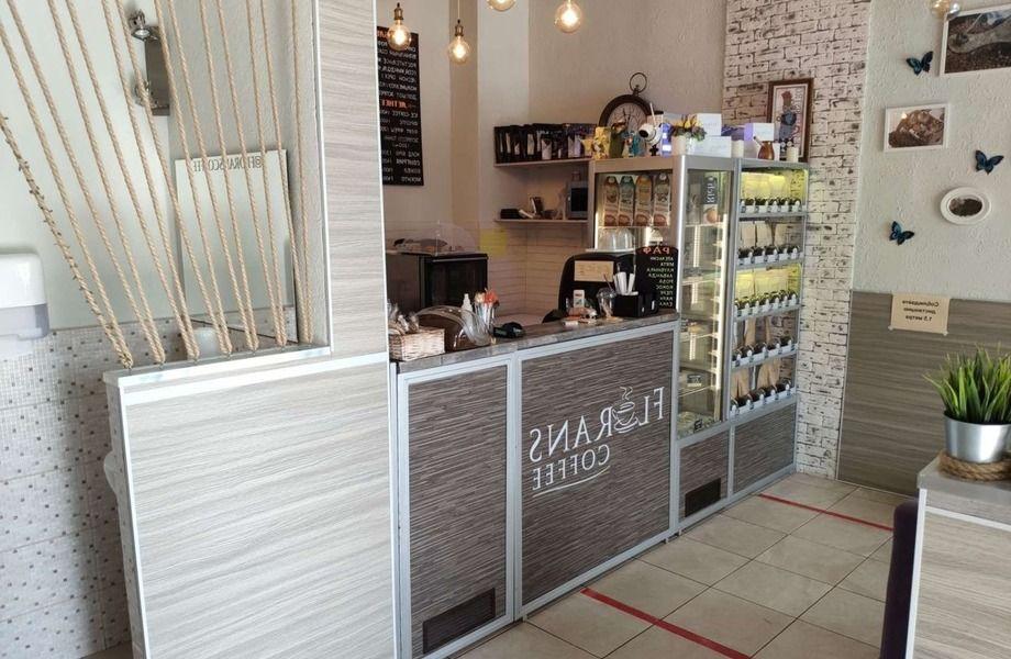 Кофейня в новом районе