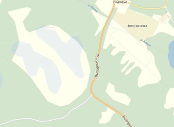 Месторождение песка вблизи трассы Скандинавия и еще три направления
