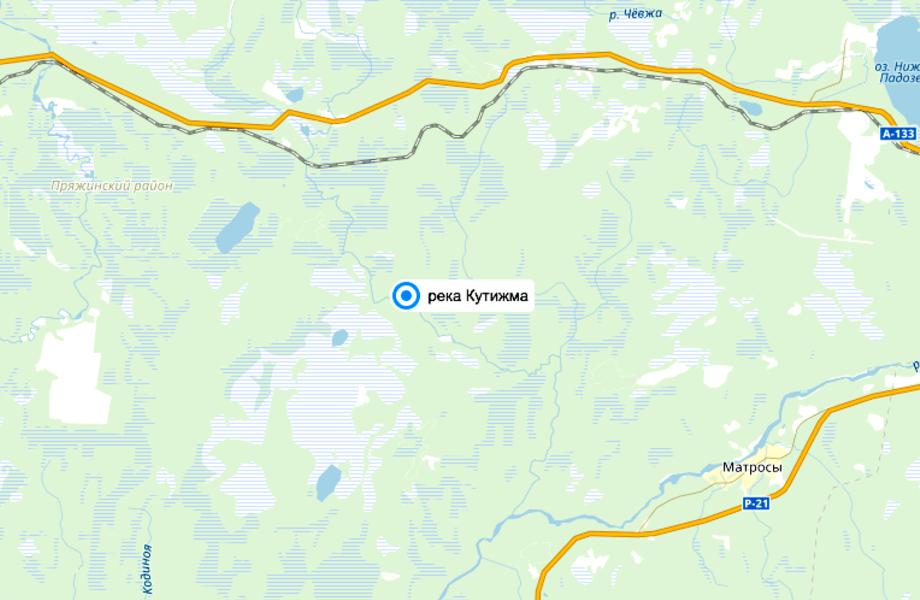 Месторождение гранитов и диоритов в Карелии