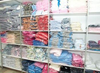 Производство детской одежды с договорами на сбыт