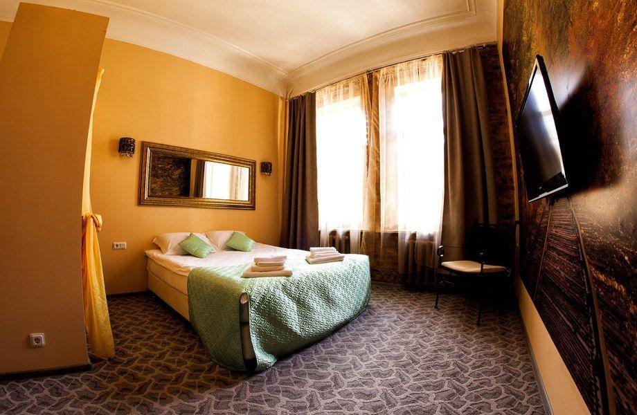 Отель в Центре на 9 номеров