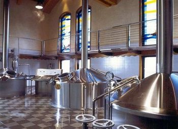 Завод по производству пива