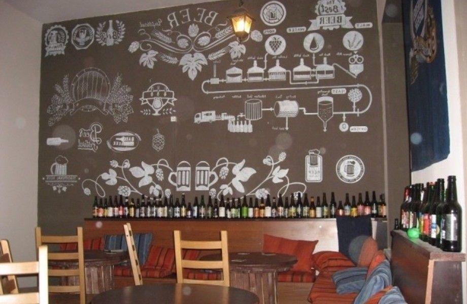 Магазин крафтового пива с огромным потенциалом