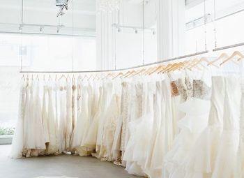 Салон свадебных платьев с личным швейным производством.